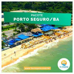 Excursão Porto Seguro –  Reveillon