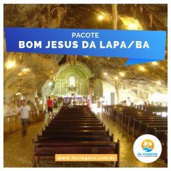 Excursão Bom Jesus da Lapa – BA